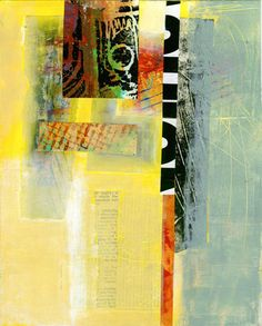 """Study in Layering 2"" by Jane Davies"