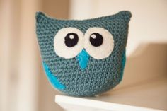 Owl crochet  #crochet_inspiration.  So Simple!!!