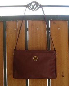 Vintage 1970s Etienne Aigner Oxblood Leather by SofiasCobwebMuseum 5d2d93fbe56ef