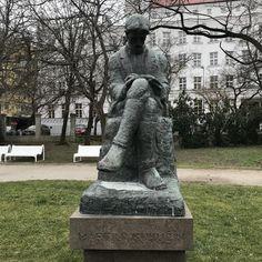 Bratislava, Garden Sculpture, Buddha, Statue, Outdoor Decor, Art, Art Background, Kunst, Performing Arts