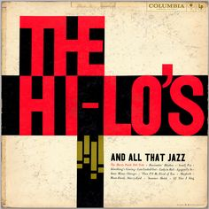 The Hi-Lo's by Nathan Godding, via Flickr
