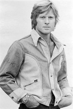Robert Redford by Terry O'Neil