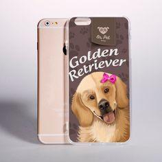Case Golden Retriever - Sr. Pet Boutique