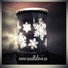 Silver Frost Scentsy Warmer ON