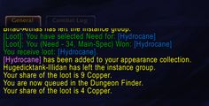 I have never seen a name or situation more appropriate for the Illidan realm. #worldofwarcraft #blizzard #Hearthstone #wow #Warcraft #BlizzardCS #gaming