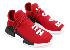 Online NMD PW Human Race Scarlet Beautiful Hot Sale at kanyewestshoe.com