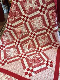 Great for an scrappy eye spy quilt on a smaller scale.