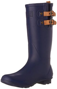 976af8493ef7f5 Pajar Womens Drizzle Boot Navy 36 EU555 M US -- More info could be found