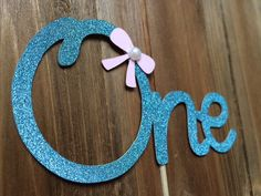 Items similar to First birthday Cake topper - birthday - Girl birthday - Glitter blue and pink - One - party decor - centrepiece on Etsy First Birthday Cake Topper, 1st Birthday Girls, First Birthdays, Unique Jewelry, Handmade Gifts, Etsy, Kid Craft Gifts, One Year Birthday, Craft Gifts