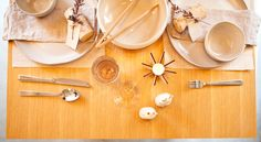 18KARAT – Mud Plates, Bowls, Anemone Bowl Grace Eunmi Lee – Salt & Pepper Shakers Hibachi Tealight Holder by Flatpackables Design House Stockholm – Pick Up IHANNA HOME – Wood/Wood/Wood Coffee Cups  All available at www.tuckstudio.ca  ***Our DIY portion of the table design: - Linen napkins, made by Sarah Tapley - Handmade place settings: cut birch with twig wrapped in twine with pale pink purlap, cut and ready to write your guest's name on it. - Placemats – Pale Pink burlap paper / Michaels Unique Settings, Place Settings, Linen Napkins, Wood Wood, Tea Light Holder, Pick One, Pale Pink, Twine, Earthy