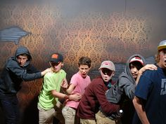Whoa, no need to be rude guy!! #FEARpic #OTD #ScareBros #angry #CongaLine #HauntedHouse #Reactions