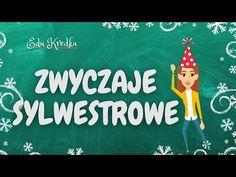 EduKredka – ZWYCZAJE SYLWESTROWE / Film edukacyjny #DLADZIECI #3 - YouTube Christmas Ornaments, Holiday Decor, Youtube, Christmas Jewelry, Christmas Decorations, Youtubers, Christmas Decor, Youtube Movies