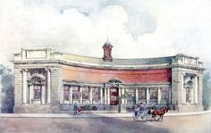 Dundee City, Old Photos, Scotland, Louvre, Sketches, Mansions, House Styles, Ephemera, Prints