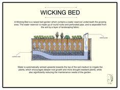 Garden Wicking Beds
