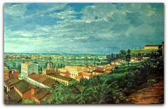Enchente na Várzea do Carmo - Benedito Calixto  Leia história completa : http://sergiozeiger.tumblr.com/post/99996139048/benedito-calixto-de-jesus-itanhaem-14-de-outubro