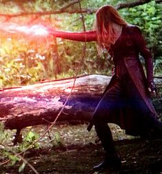 Scarlet witch power