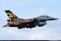 ArticTiger2012 Belgian F16 Falcon