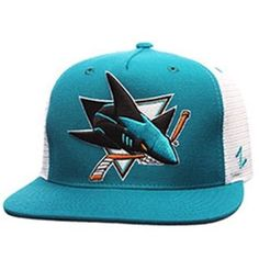 San Jose Sharks Snapback Hats San Jose Sharks 4ecd5ca58709