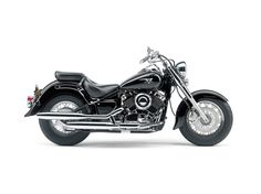 Yamaha V Star XVS650A Classic in Raven - Australian LAMS Approved for Learners