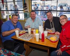 With friends at Roy's Chicago Dogs @ the Yard in Petaluma