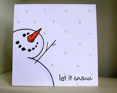 MASKerade: CAS180 - Let it snow