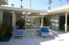 Schwartz House - Palm Springs (1965)