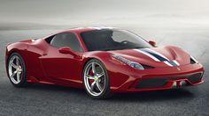 Behold: The Ferrari 458 Speciale