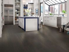 Shaw arden oak 5 - charcoal hardwood flooring brings Beauty and Strength to Any Room. See our Collection of Wood Flooring Stains and Grains. Solid Wood Flooring, Engineered Hardwood Flooring, Stone Flooring, Hardwood Floors, Best Carpet, Diy Carpet, Carpet Ideas, Shaw Hardwood, Hardwood Charcoal