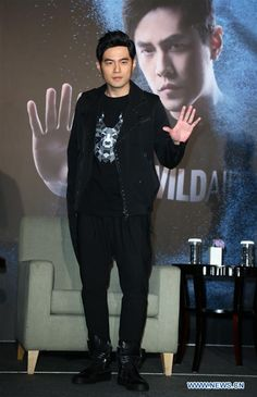 Jay Chou attends public benefit activity in Taipei | China Entertainment News