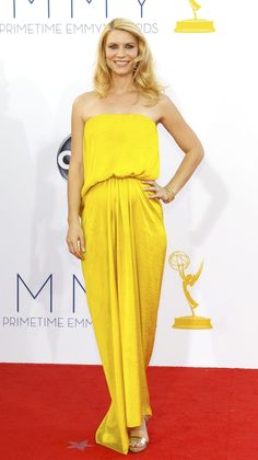Fashion At The 2012 Emmy Awards