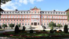 Portugal's Vidago Palace Hotel...