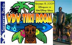 WDW Tiki Room:11/13/09 – Disneyland vs Walt Disney World
