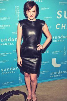 Elisabeth Moss attends 2013 Sundance Film Festival