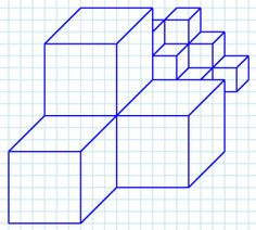 virtual graph paper - adjustable graph rule, line width, color (click on link in blog post) Graph Paper Drawings, Graph Paper Art, Symmetry Worksheets, Isometric Drawing, Math Classroom, Math Math, Classroom Ideas, Math Anchor Charts, Homeschool Math