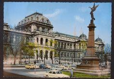Austria - Vienna, University - where Hugo Gottesmann studied Law  in 1914 and 1915.