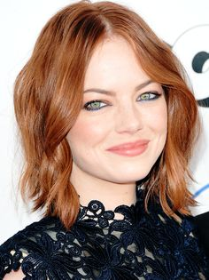 Emma Stone attends the 2015 Film Independent Spirit Awards at Santa Monica Beach in Santa Monica, California (February 21, 2015)
