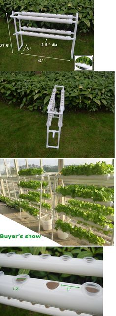 Hydroponic Systems 178991: Hydroponic 36 Plant Sites Grow Kit Ebb And Flow Deep Water Culture Garden System -> BUY IT NOW ONLY: $74.26 on eBay!