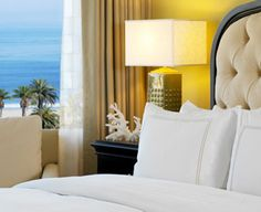 The Huntley Hotel, Santa Monica Beach Hotels. This place looks breathtaking!