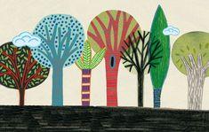 ensemble _arbres Magalie Attiogbé
