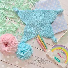 Crochet Headband Pattern, Easy Crochet Patterns, Crochet Patterns Amigurumi, Baby Patterns, Crochet Toys, Crochet Baby, Crochet Security Blanket, Newborn Baby Gifts, Yarn Colors