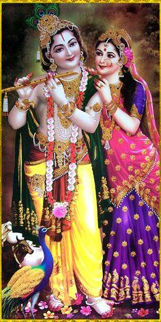 Krishna and Radha💕✨ Love and devotion❤️ Hare Krishna, Señor Krishna, Krishna Lila, Radha Krishna Pictures, Lord Krishna Images, Radha Krishna Photo, Krishna Photos, Hanuman, Krishna Songs