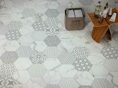 decorative-hexagonal-tiles