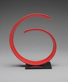 Red Spiral by Cheryl Williams.