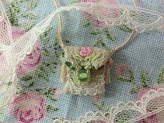 Как сшить мини-сумочку для игрушки - Ярмарка Мастеров - ручная работа, handmade