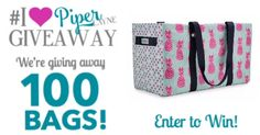 WIN one of the 100 Bags Piper Layne is Giving Away on Nov 3rd during their Official Launch. http://launch.piperlayne.com/ref/e3921706