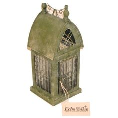 Echo Valley 3446 Durham Lantern by Echo Valley. $27.95. Use indoor and outdoor. Measures 45-inch length by 11-inch height by 5-inch width. Measures 66-inch length by 14-inch height by 14-inch width. Durham lantern. Holds tea light. This durham lantern is used indoor and outdoor. It holds tea light. It measures 4.25-inch length by 10.5-inch height by 4.25-inch width.. Save 26% Off!
