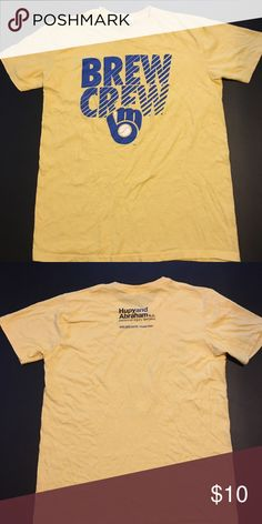 a8e77396ca Milwaukee Brewers t-shirt