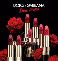 Daniel Lindh photographs the new Dolce Matte for Dolce & Gabbana Ad Campaign