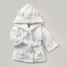 Hydrocotton Baby Robe from http://www.thewhitecompany.com/