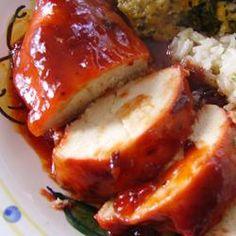 Cranberry Sauce Chicken II Allrecipes.com